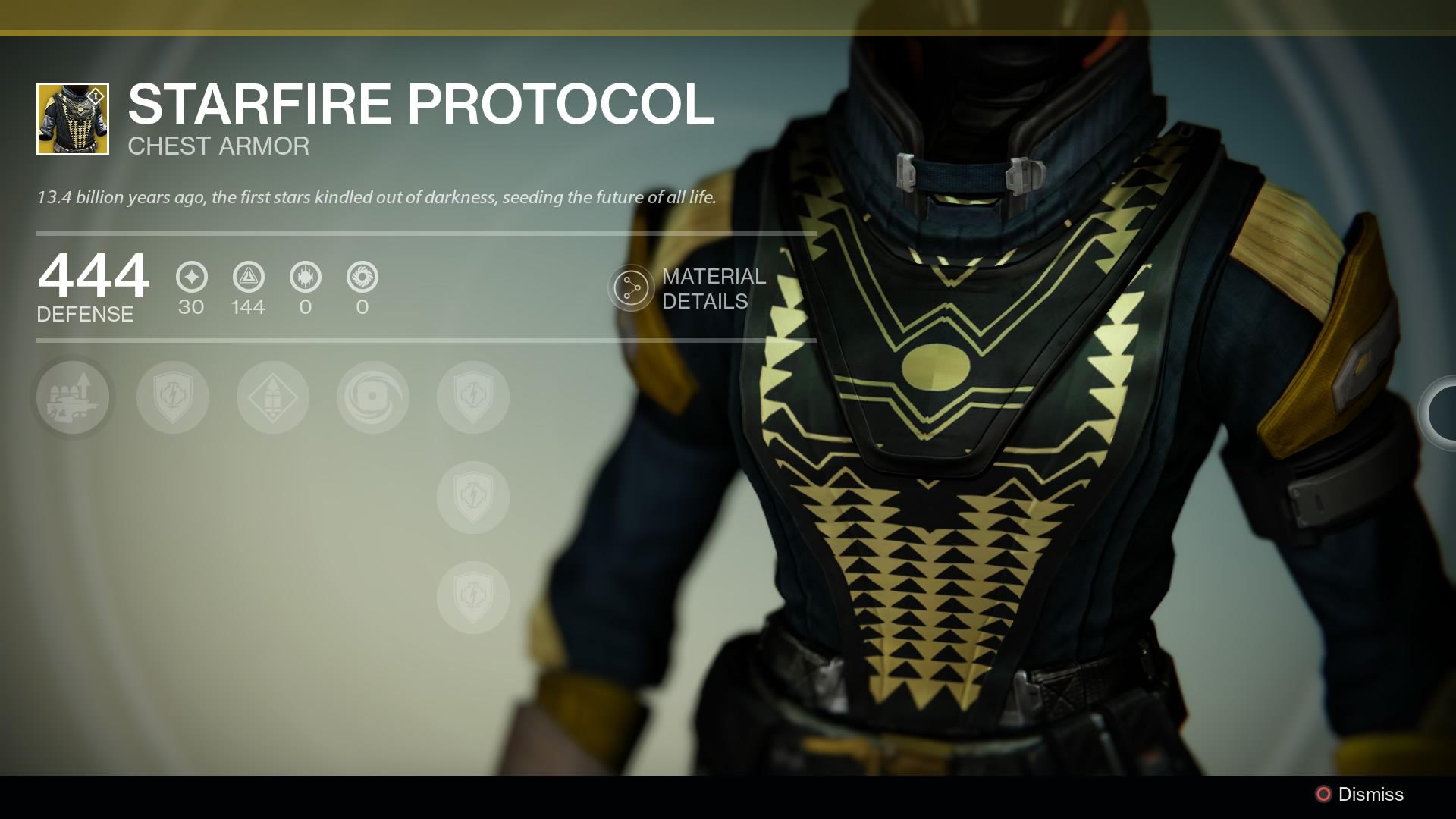 Starfire Protocol