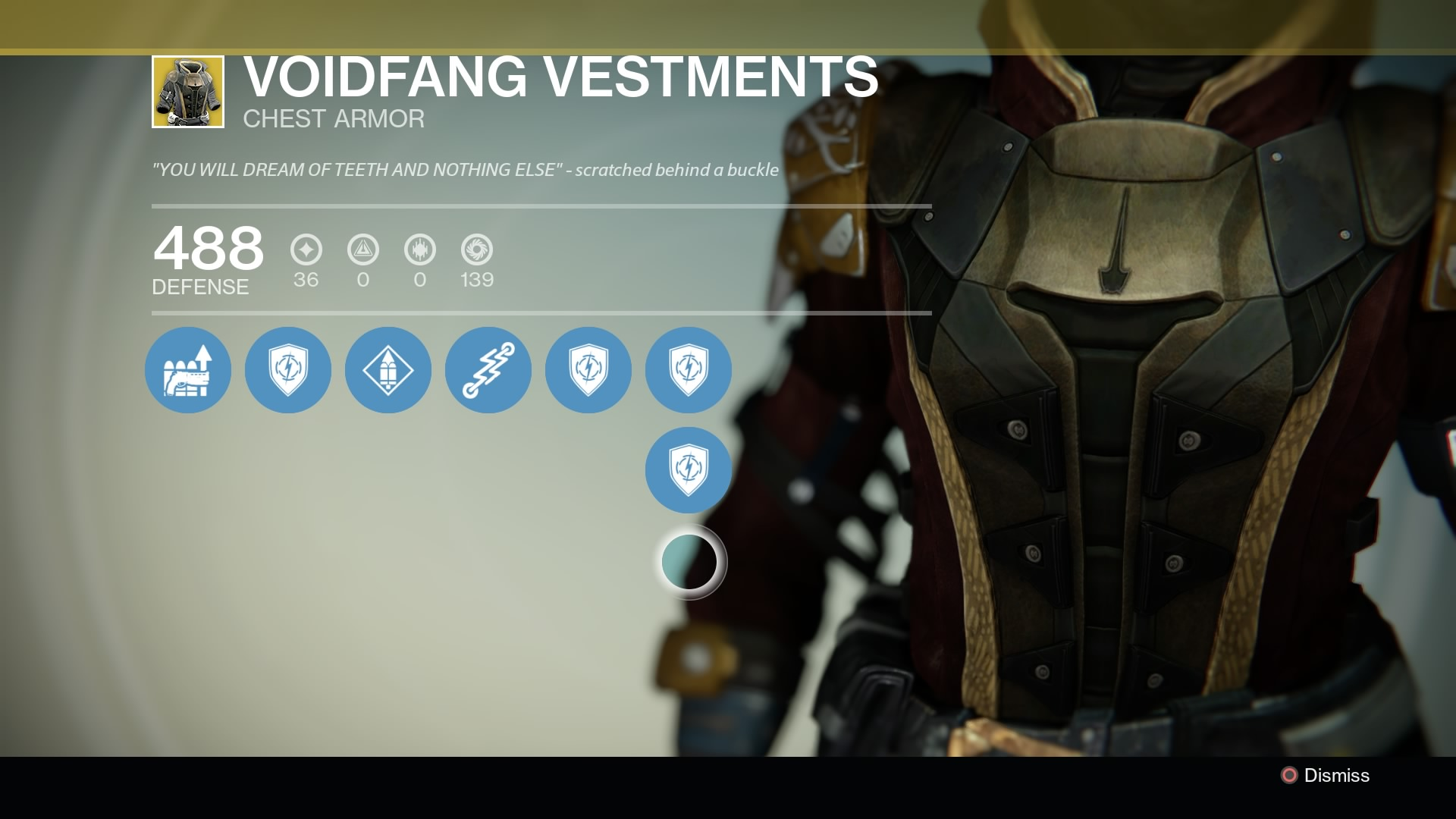 Voidfang Vestments