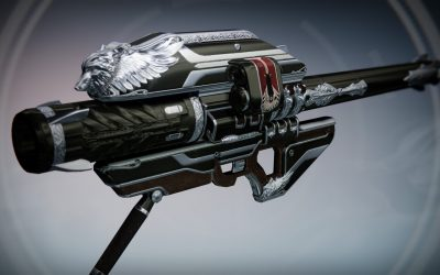How to get the Gjallarhorn & Iron Medallion Locations Full Guide