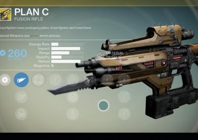 Plan C Fusion Rifle