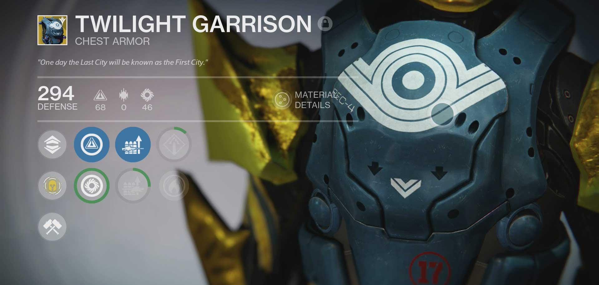 Twilight Garisson