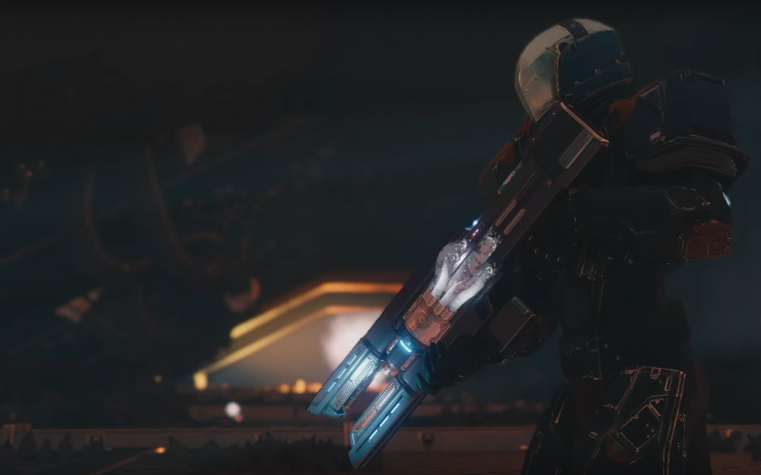 Coldheart Tracer Rifle Only Available with Pre-Order of Destiny 2