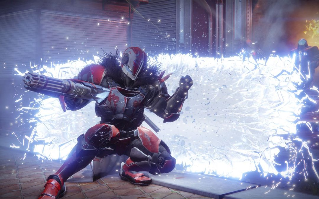 Destiny 2 Official Competitive Multiplayer Trailer