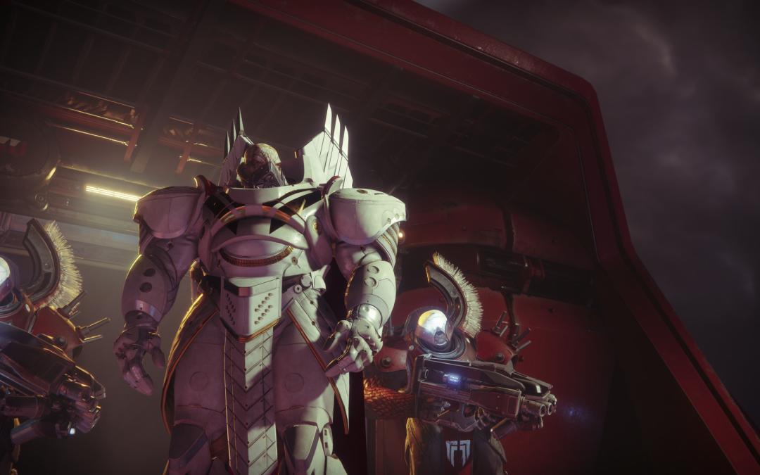 Meet Ghaul from Destiny 2