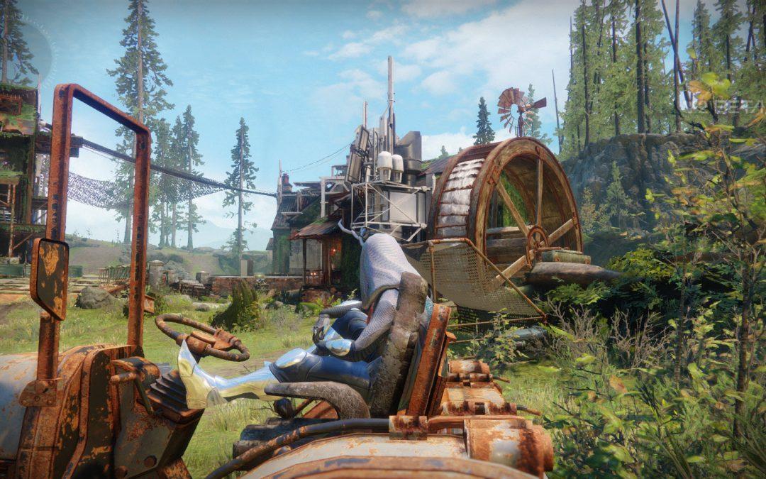 What's The Farm In Destiny 2?