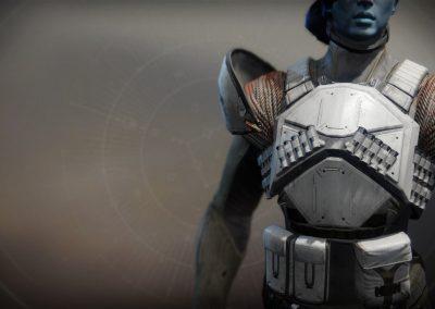 Actium War Rig Exotic Chest Armor