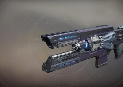 Coldheart Exotic Trace Rifle
