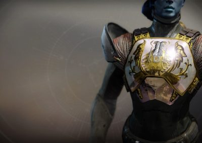 Crest of Alpha Lupi Exotic Chest Armor