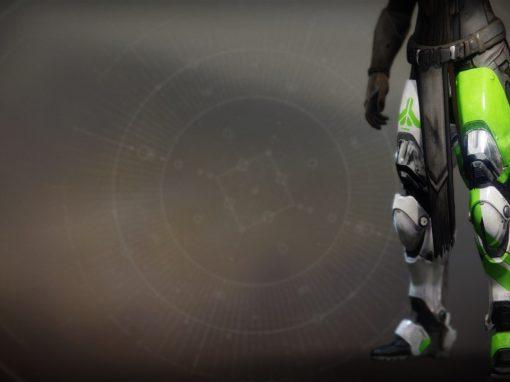 Dunemarchers Exotic Leg Armor