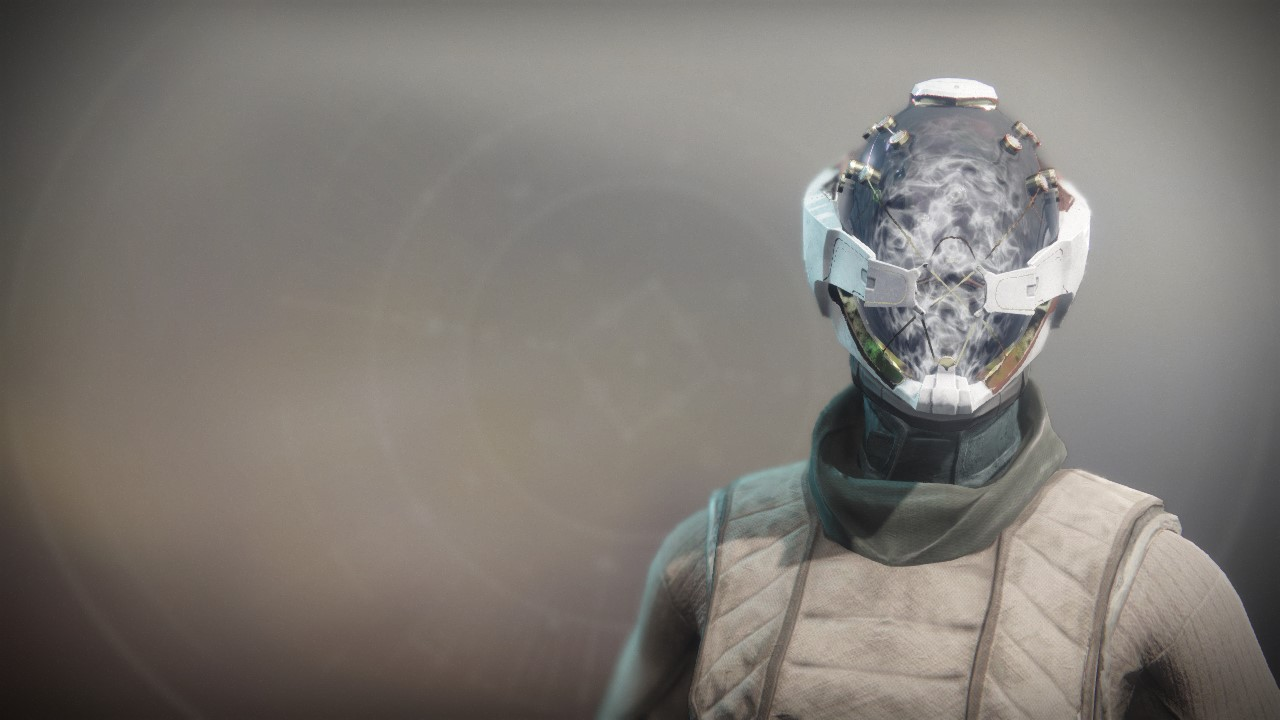 Eye of Another World Exotic Helmet