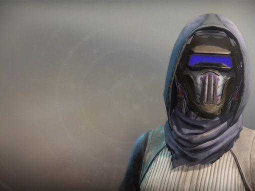 Foetracer Exotic Hunter Helmet