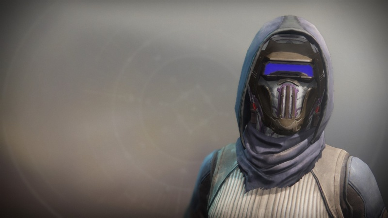 Foetracer Exotic Hunter Helmet