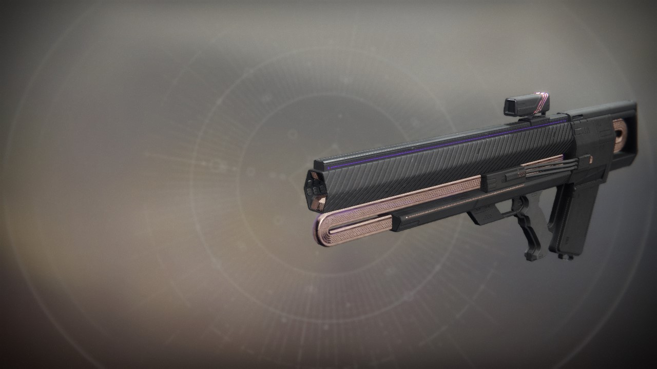 Graviton Lance Exotic Pulse Rifle