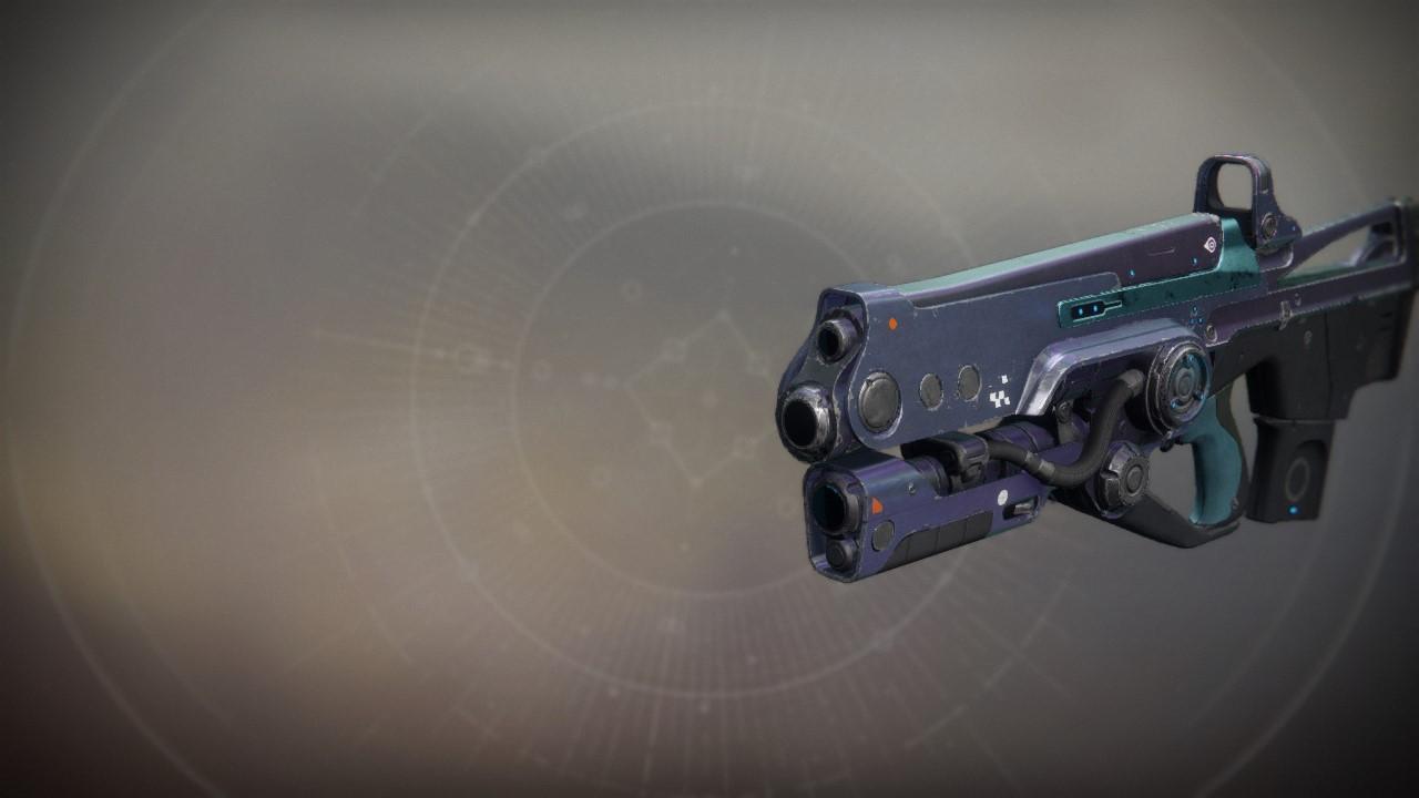 Hard Light Exotic Auto Rifle