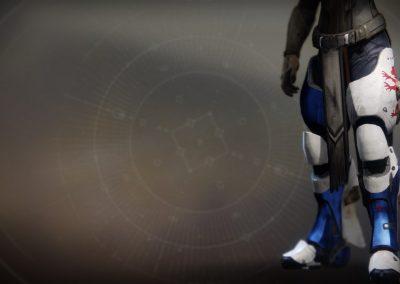Lion Rampant Exotic Leg Armor