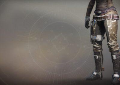 Lucky Pants Exotic Leg Armor