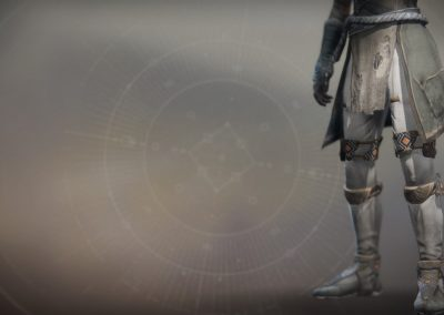 Lunafaction Boots Exotic Leg Armor