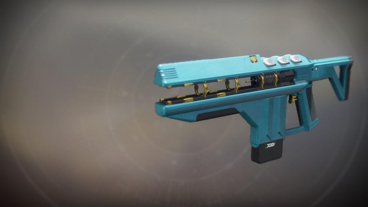 Merciless Exotic Fusion Rifle