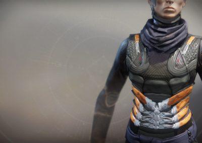 Raiden Flux Exotic Chest Armor