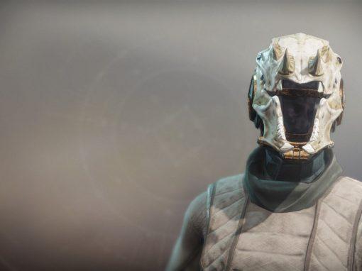 Skull of Dire Ahamkara Helmet