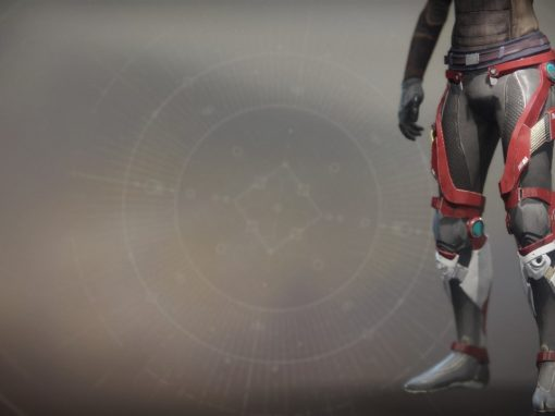 St0mp-EE5 Exotic Leg Armor