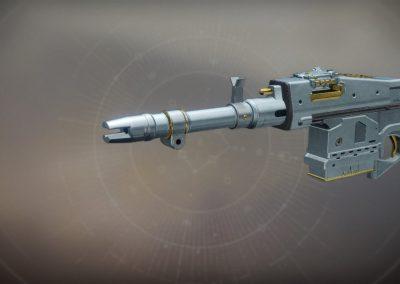 Sturm Exotic Weapon