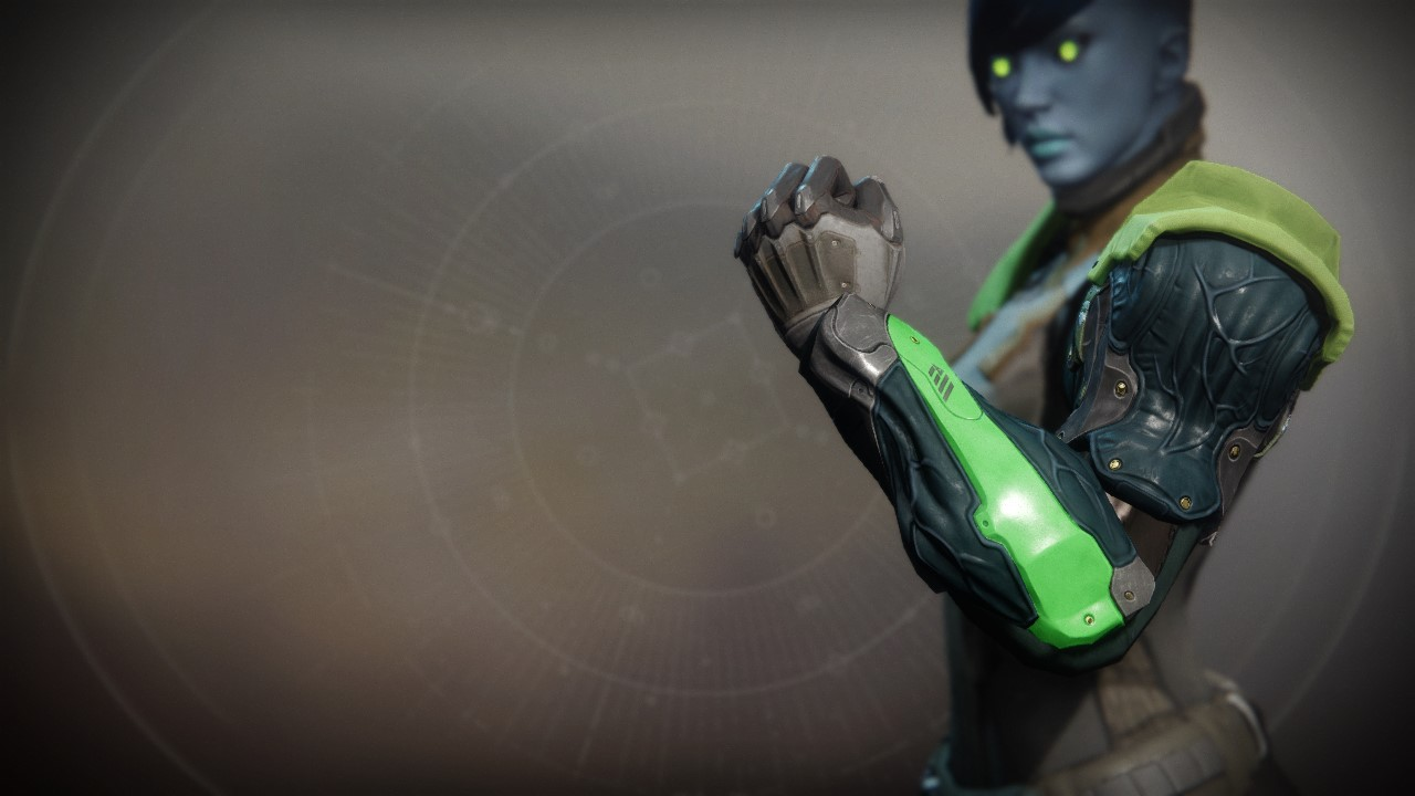 Synthoceps Exotic Gauntlets
