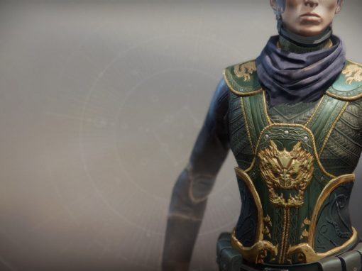 The Dragon's Shadow Exotic Chest Armor