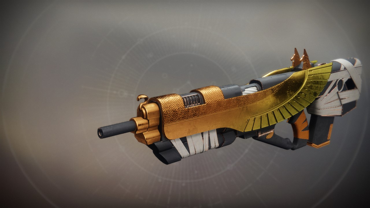 Vigilance Wing Exotic Pulse Rifle