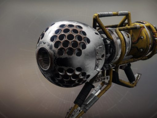 The Wardcliff Coil Exotic Rocket Launcher
