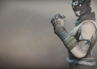 Winter's Guile Exotic Gauntlets