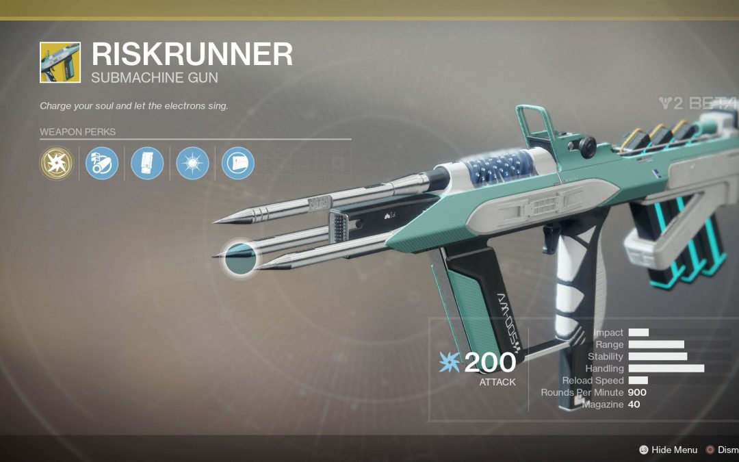 Exotic Weapons and Armor in Destiny 2