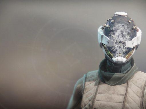 Eye of Another World Exotic Helmet