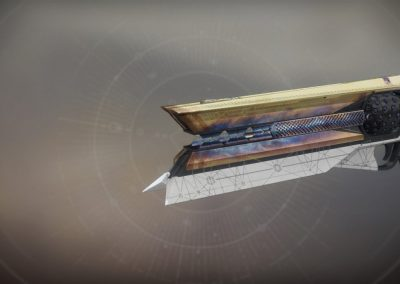 Sunshot Exotic Hand Cannon