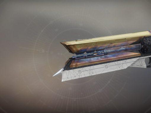 Sunshot Exotic Hand Cannon