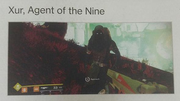 Xur Confirmed in Destiny 2