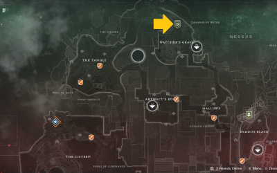 What Xur is Selling 9-21-2018