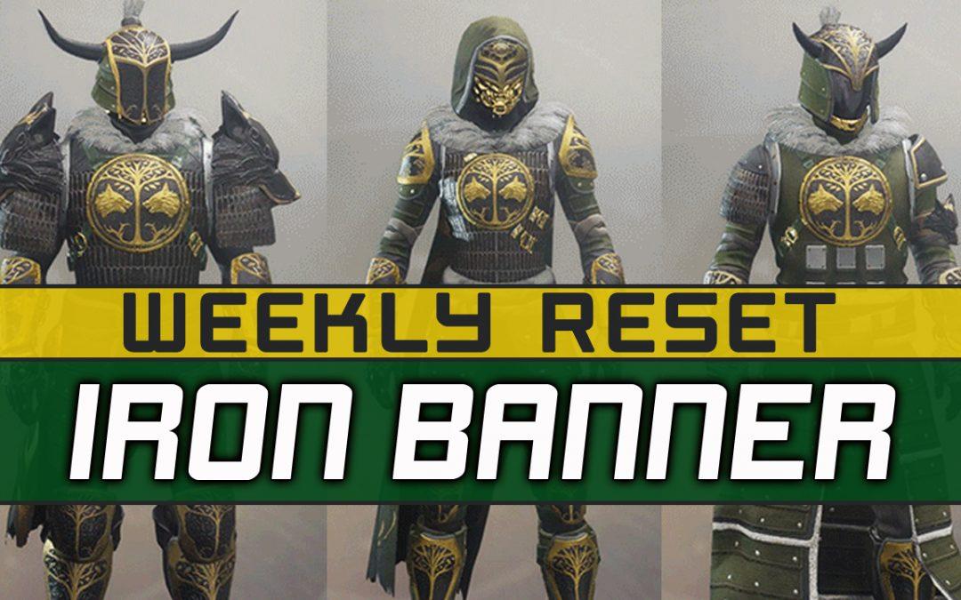 Destiny 2 Weekly Reset 10-10-2017