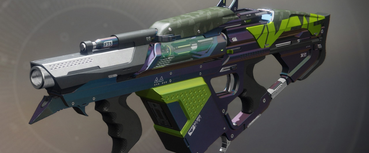 D.A.R.C.I. Exotic Sniper Rifle