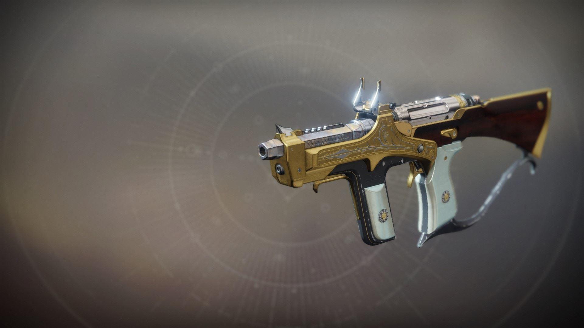 D.A.R.C.I. Exotic Sniper Rifle